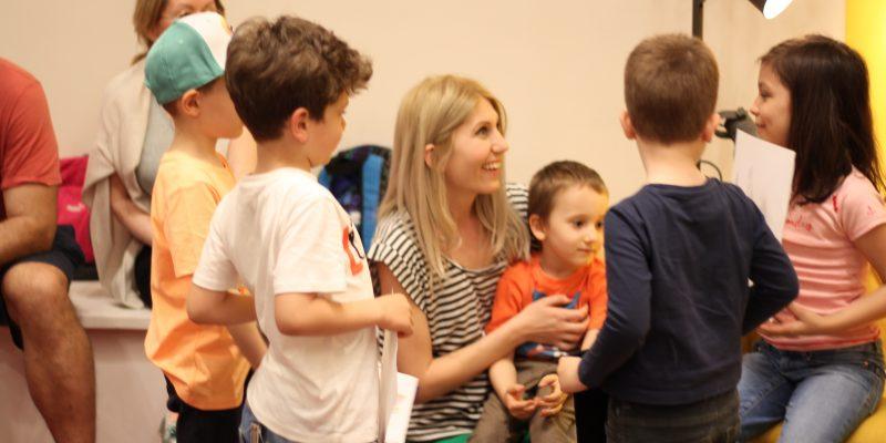Ateliere smARTkid pentru copii